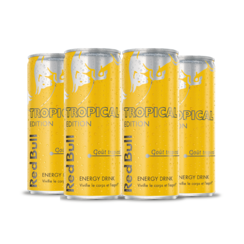 Pack Red Bull Tropical